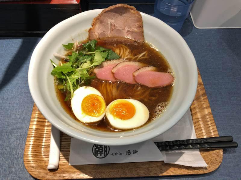 小川町「麺巧 潮」ラーメン天国