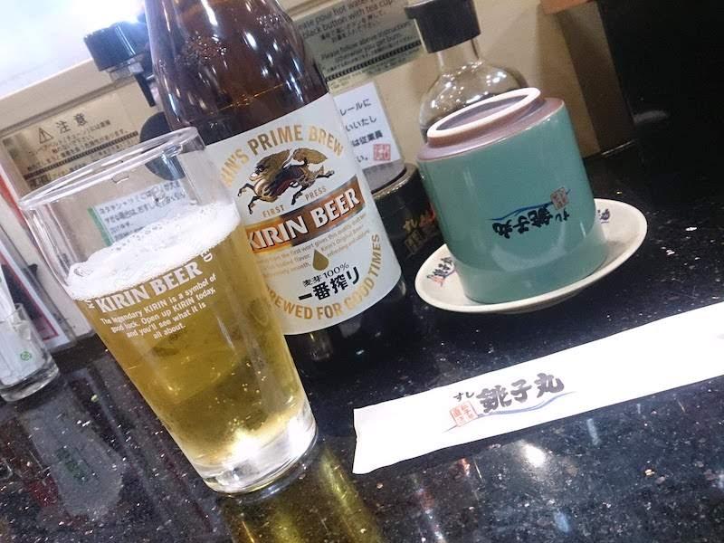 調布寿司祭り「すし銚子丸」昼呑み