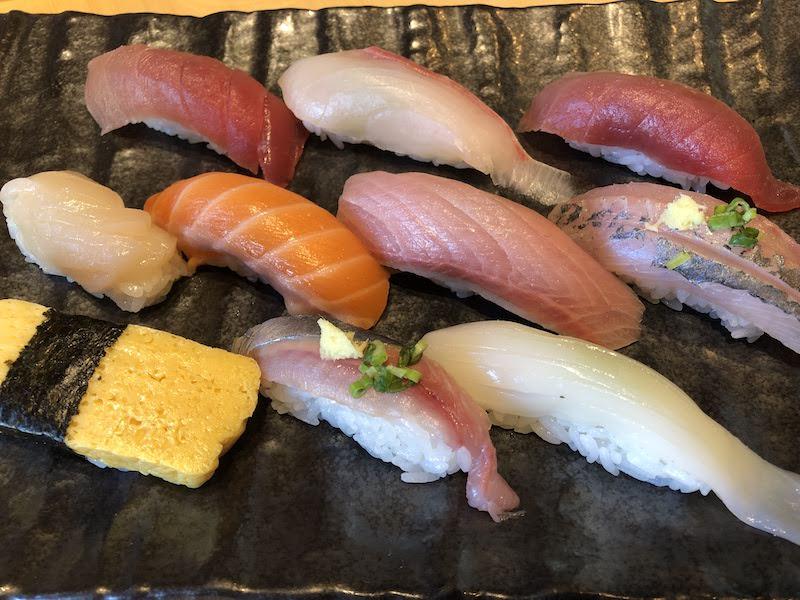 寿司祭り「すし海和(かいわ)」
