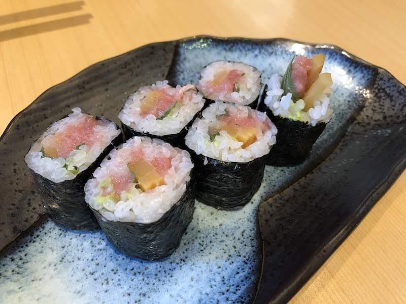 寿司祭り「すし海和(かいわ)」とろたく