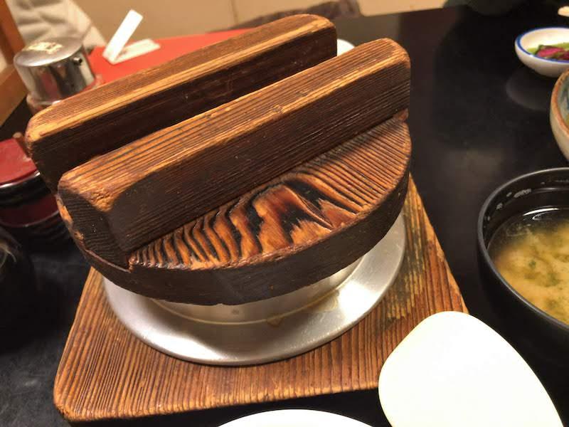 仙川「なみはな」かき釜(冬季限定)