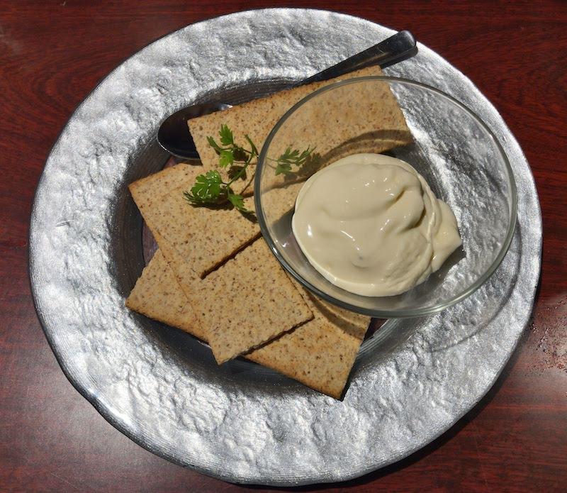 調布「ペコリ」マスカルポーネのチーズ豆腐