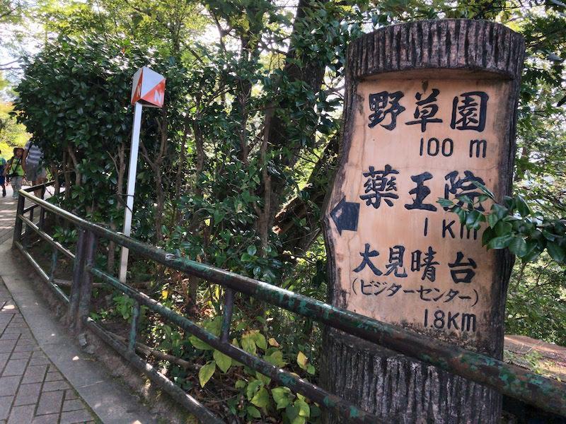 高尾山「1号路 登山」